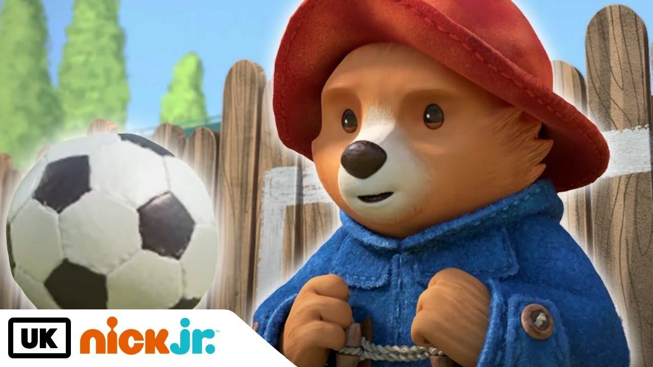 Download The Adventures of Paddington   Paddington Plays Football   Nick Jr. UK