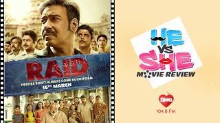 Movie Review of Raid| Ft. Ajay Devgan