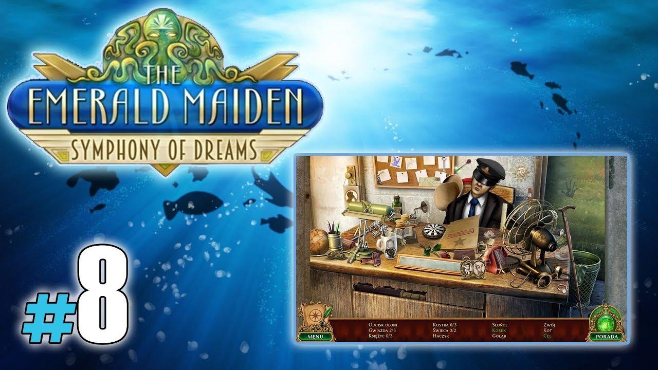 """Let's Play: The Emerald Maiden: Symphony of Dreams odc. 8 – """"Więzienie i tęczowa woda"""""""