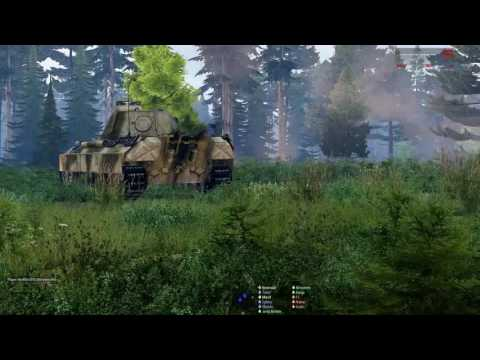 Arma Finland - Iron Front event - TVT 111 Ardennes Offensive