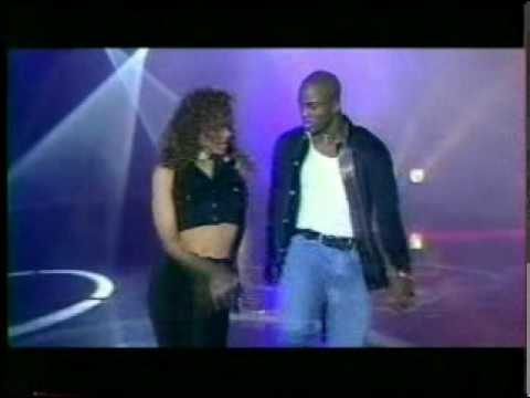 Janet Jackson- Thats The Way Love Goes Live French TV 1993