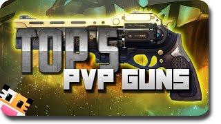 "Destiny ""top 5"" guns in pvp (top 5 destiny weapons)"