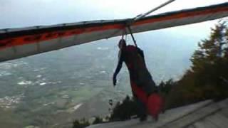 Ciao..pedana delta 2 2007. Hello..ramp hangliders 2 2007.