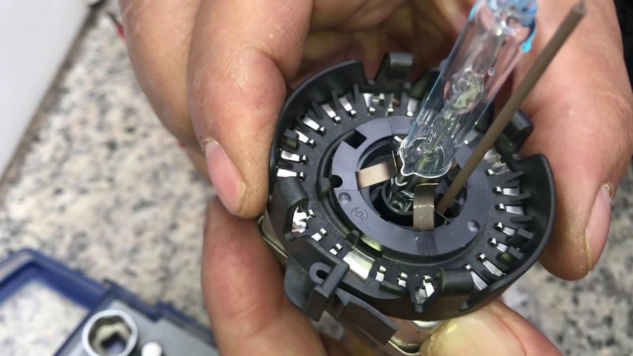 xenon brenner tauschen osram xenarc hid xenon-scheinwerferlampe opel