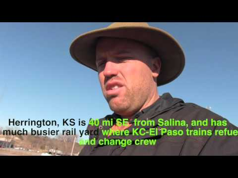 STOBE THE HOBO 5-DENVER SALINA EL PASO-train hopping