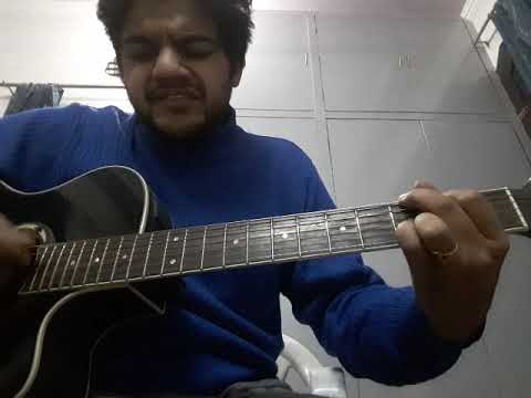 Lae dooba | aiyaary | sunidhi chauhan | unplugged guitar cover fingerstyle