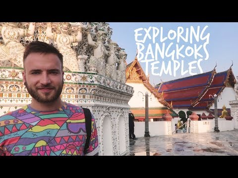 What to do in Bangkok: Exploring the Temples | Gay Solo Travel