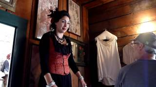 """The Red Onion Saloon in Skagway Alaska """"the quickie tour"""" part 2 August 1, 2017"""