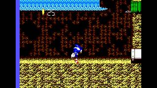 Sonic Blast - Sonic Gameplay - User video