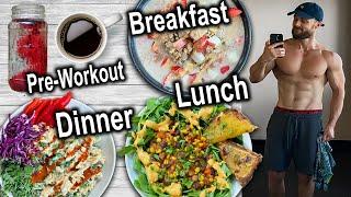 3 Quick & Healthy Vegan Meals | Full Day Of Eating Comfort Foods