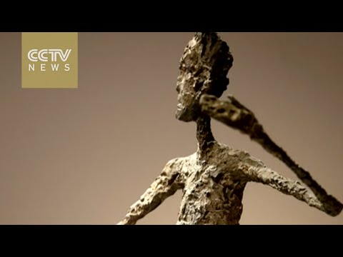 Largest Giacometti exhibit opens in Shanghai
