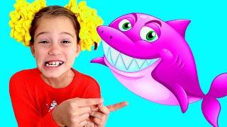 12345 Учим счёт с Ба Би Бу! Ловись рыбка-песенка для малышей.