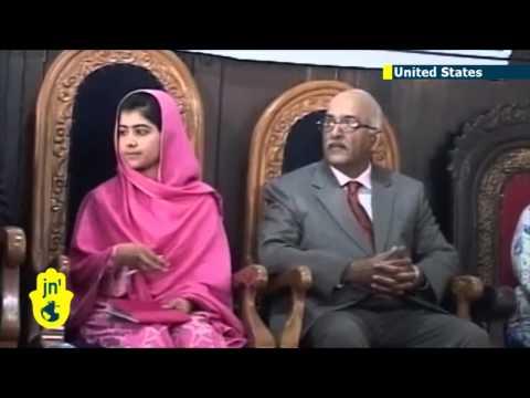 Malala to speak at UN: iconic Pakistani schoolgirl activist survived Taliban assassination attempt