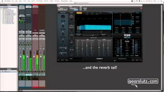flux ircam verb v3 room hall and reverb eq demo