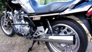 Yamaha XJ900F Xj 900 Pre-Diversion Seca