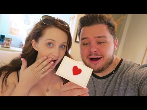 SURPRISE SCAVENGER HUNT! - Daily Bumps Valentines Special 2016
