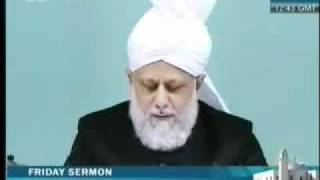 Friday Sermon 29 th October  2010 Part 3