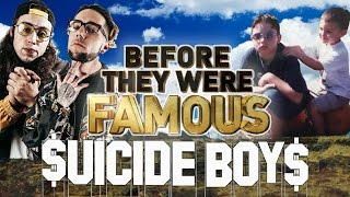 $UICIDE BOY$ - Before They Were Famous - Suicide Boys thumbnail