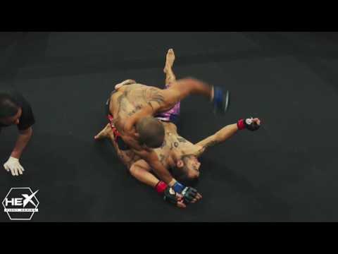 Joshua Togo TKO Highlight - Hex Fight Series 7