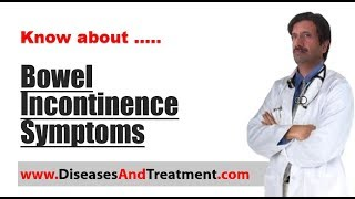 Video What are the symptoms of bowel incontinence and diagnosis? download MP3, 3GP, MP4, WEBM, AVI, FLV Juli 2018