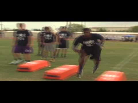 NUC: Orlando, Florida Combine, 8th - 9th Grade Morning Camp MVP Montage 2013