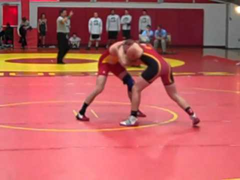 Nasty Gator Roll Quickest Pin