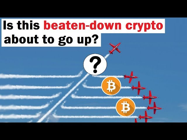 Is This Beaten-Down Crypto About to Reverse Higher?