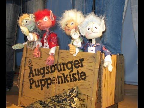 Die BRiD-Augsburger Puppenkiste im Augiasstall nach Art. 133 GG - ddbradio Aktuell vom 8.6.2017