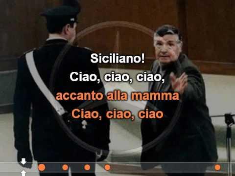 Umberto Tabbi - Ciao Siciliano (karaoke)