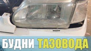 УЛУЧШЕНИЕ ВАЗ 2114 , диодный ЗАДНИЙ ХОД и ТД.