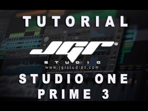 Presonus 16. 0 2 tutorial.