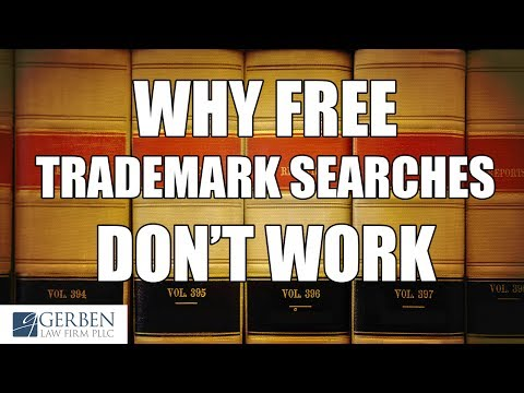 Why free trademark searches DON'T work