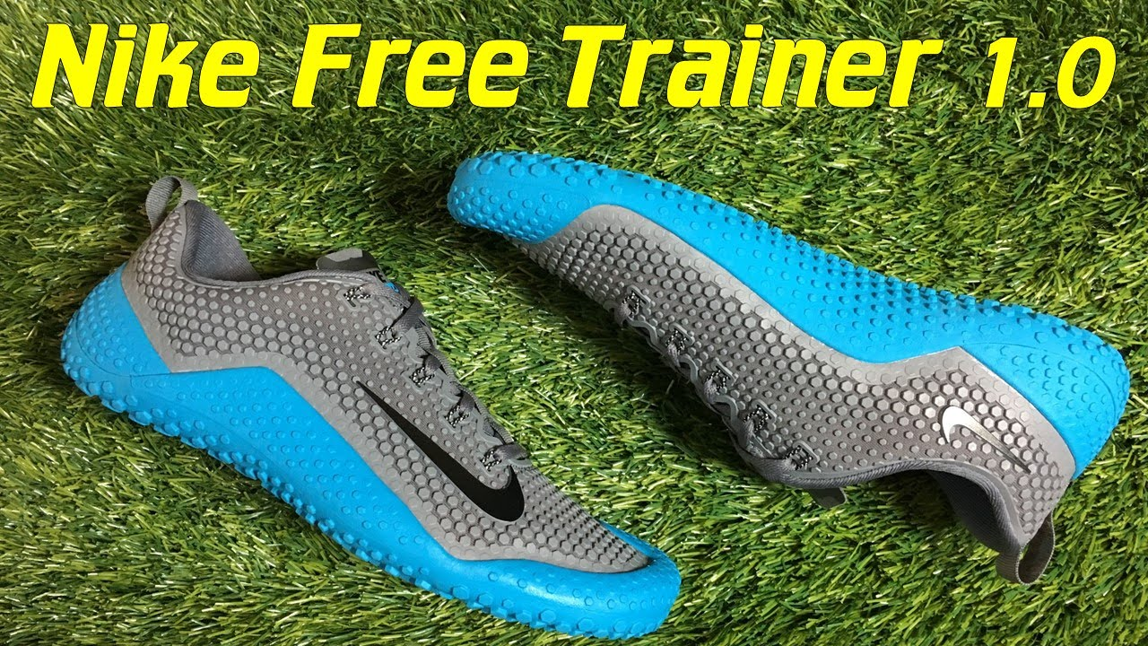 fc228f940fc Nike Free Trainer 1.0 - Review + On Feet - YouTube