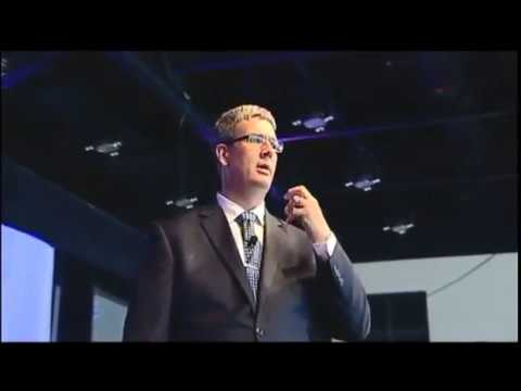 Vitalize Conference Keynote in Calgary Alberta Canada - Joe Roberts