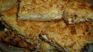 Печенье с творожной начинкой-очень простой рецепт