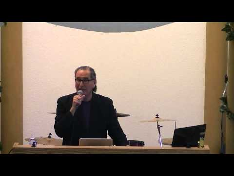 The Anusim Seminar w/ Dr. Dell F. Sanchez at Congregation Brit Chadashah Part 1  12/13/14