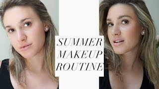 MY NEW SUMMER MAKEUP ROUTINE + FAVORITE CHANTECAILLE PRODUCTS