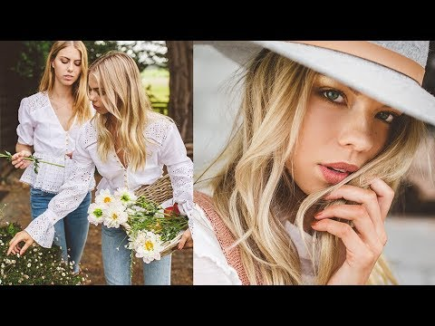 Canon 35mm F1.4L II Portrait Photography Behind the Scenes