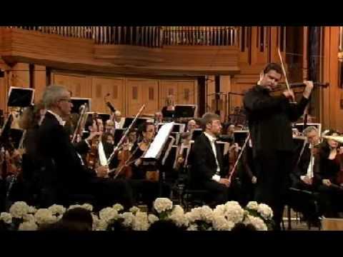 Ilian Garnet | Shostakovich Violin Concerto | 2nd Mvt | Queen Elisabeth Violin Competition | 2009