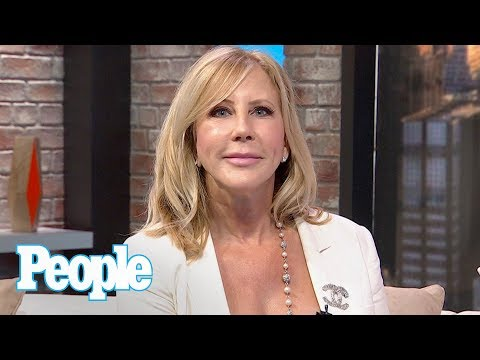 Real Housewives: Vicki Gunvalson's Break Up Rumor Advice For LuAnn De Lesseps  People NOW  People