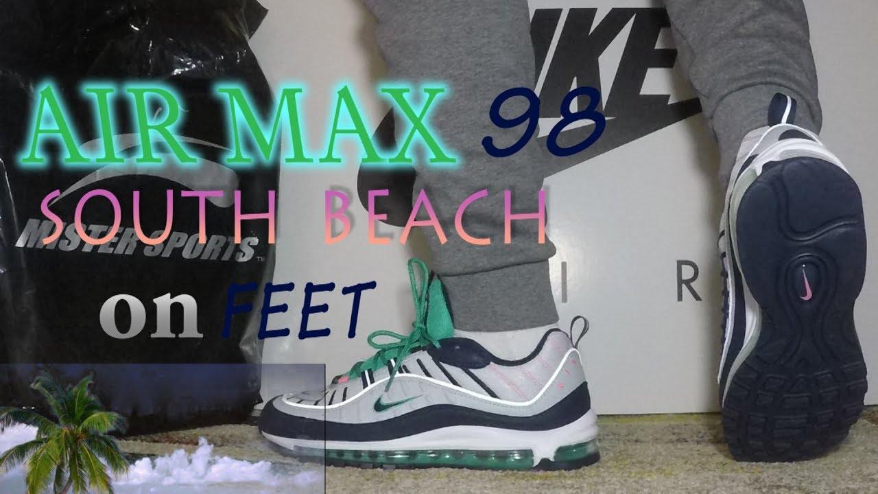 air max 98 south beach foot locker