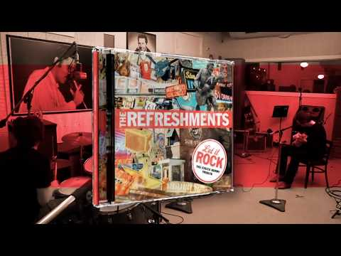 The Refreshments - Let It Rock (The Chuck Berry Tribute) [TV Commercial]