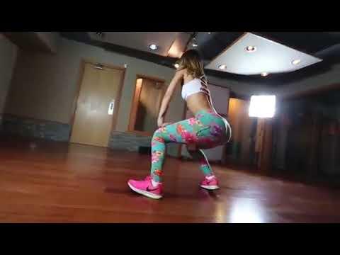 Sexy teen booty dance