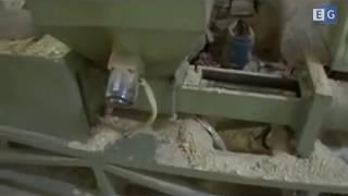 Пресс для производства из опилок шашек для поддонов (с 2 фильерами)(Пресс для производства из опилок шашек для поддонов представляет собой автоматический горизонтальный..., 2015-09-15T08:03:24.000Z)