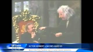 Actor Herbert Lom Dies Aged 95