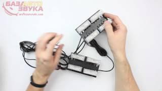 Стробоскоп Mitsumi LED 4A белый в радиаторную решетку Обзор avtozvuk.ua