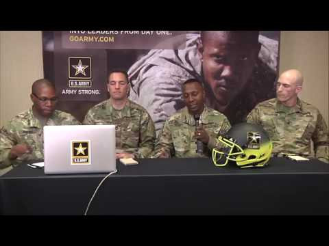Army Reserve Facebook Live Q&A Session