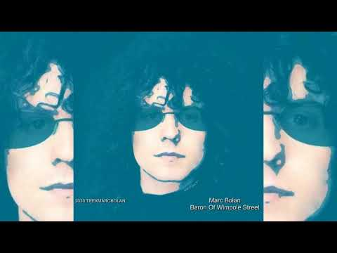 Marc Bolan Baron Of Wimpole Street HD AUDIO