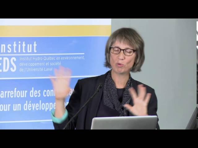 Hélène Godmaire - Réserves de biosphères et développement durable