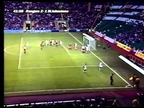 Rangers - St. Johnstone : 2 - 1 (29/11/1998) League Cup Final